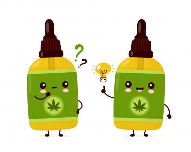 capsules de CBD