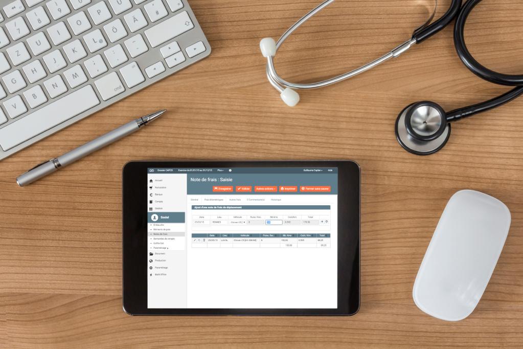 conseils logiciel médical